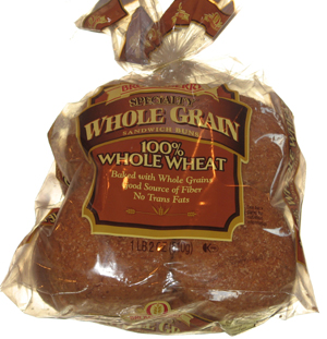 Brownberry Whole Wheat Buns
