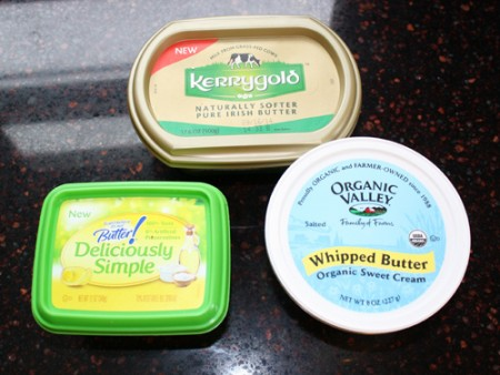 Better Butter Options